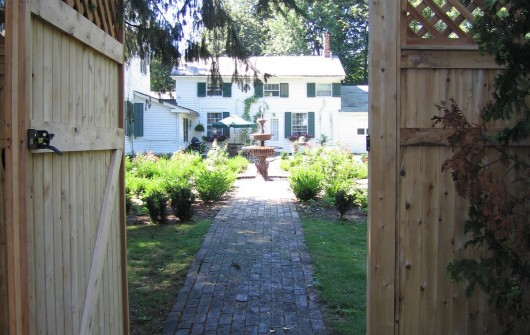 Garden Tour Tomorrow
