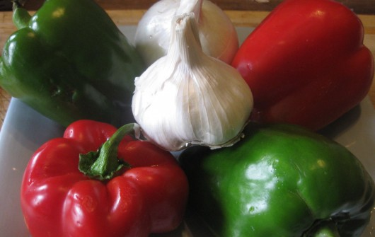 Tip: Keep Piperade in Your Freezer