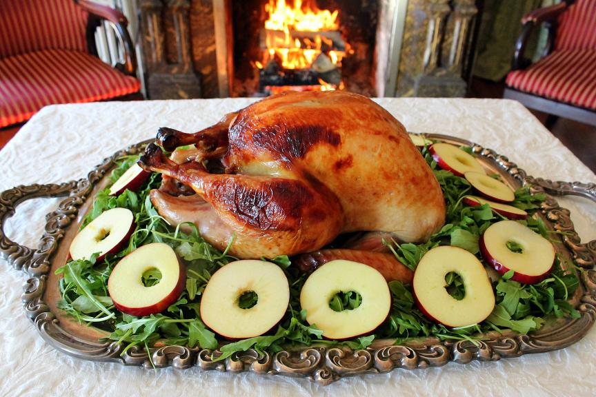 Tips for Decorating a Turkey Platter