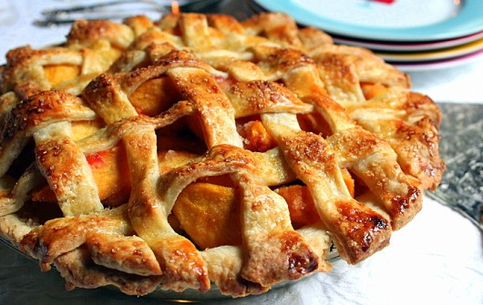 How I Make a Lattice (Woven) Pie Crust