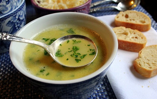 French Garlic Soup
