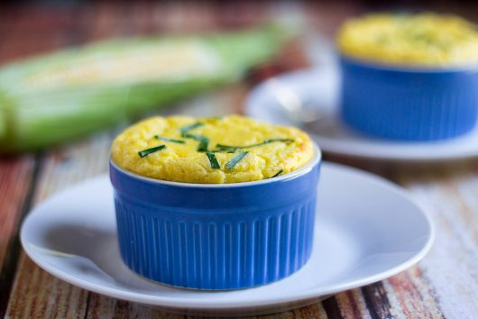 corn souffle baked until puffed and done 8-27-16
