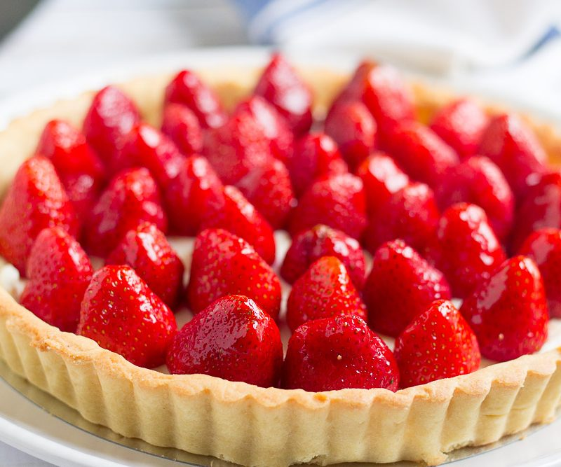 How to Make a Tart Crust