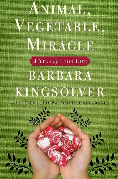 Book Giveaway: Animal, Vegetable, Miracle