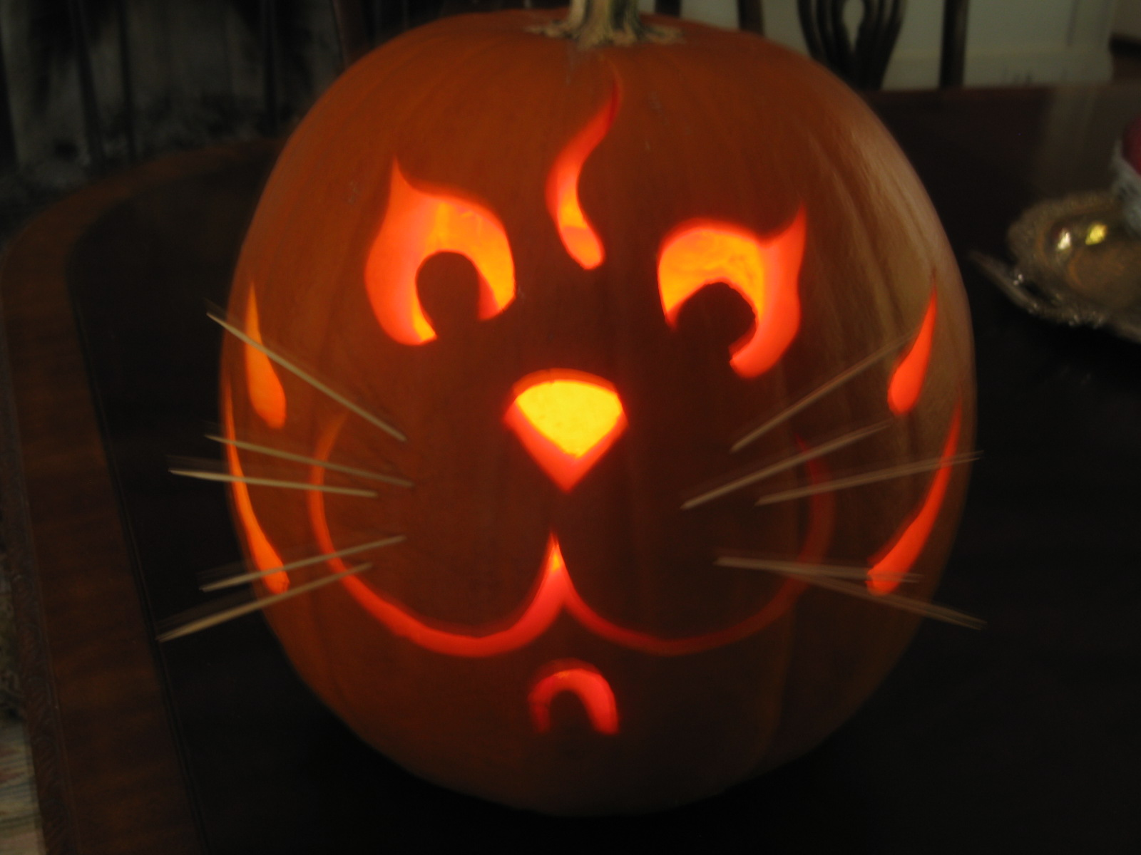 Pumpkin carving with herminio kevin lee jacobs
