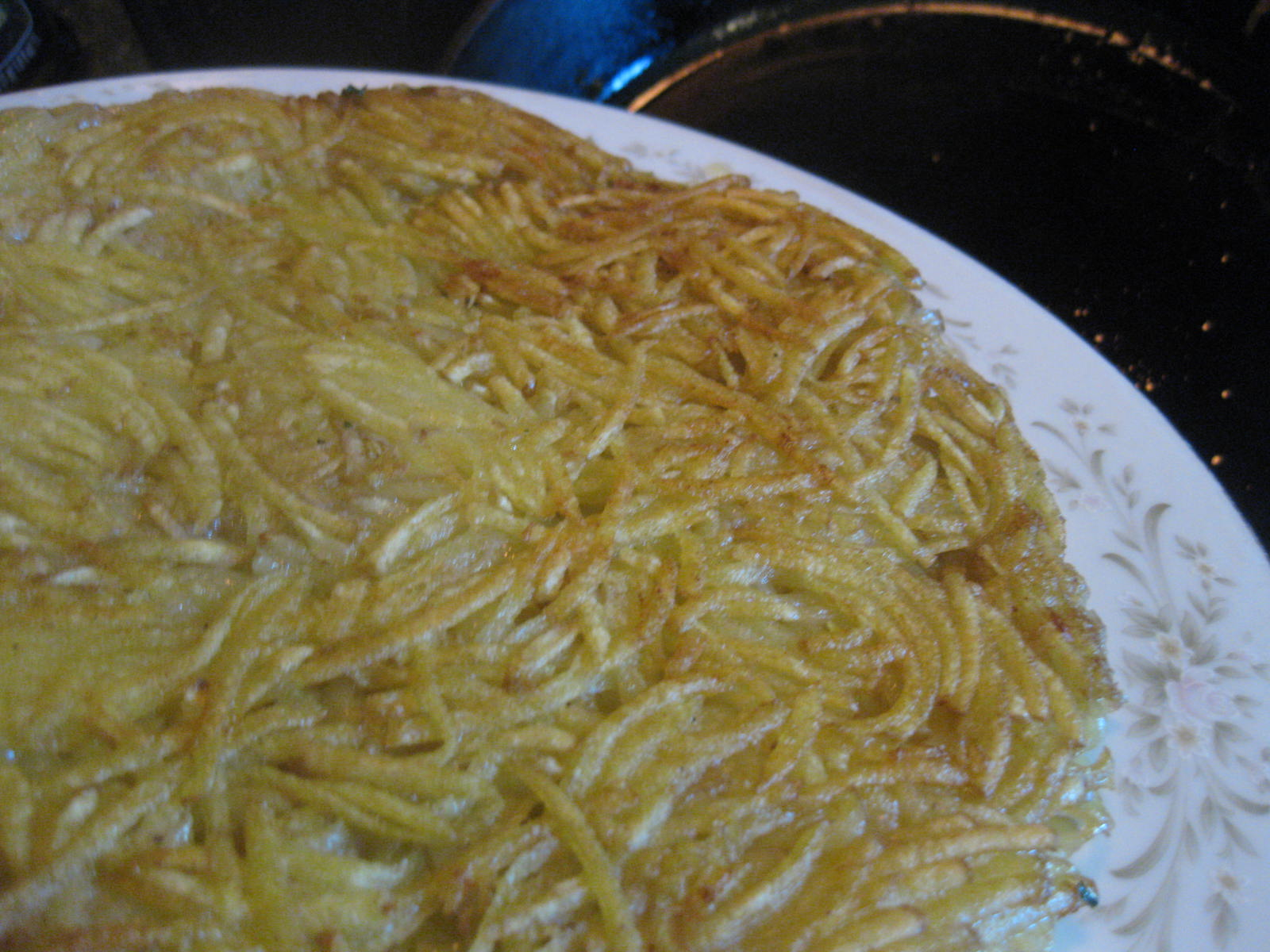 Recipe: Potato Galette