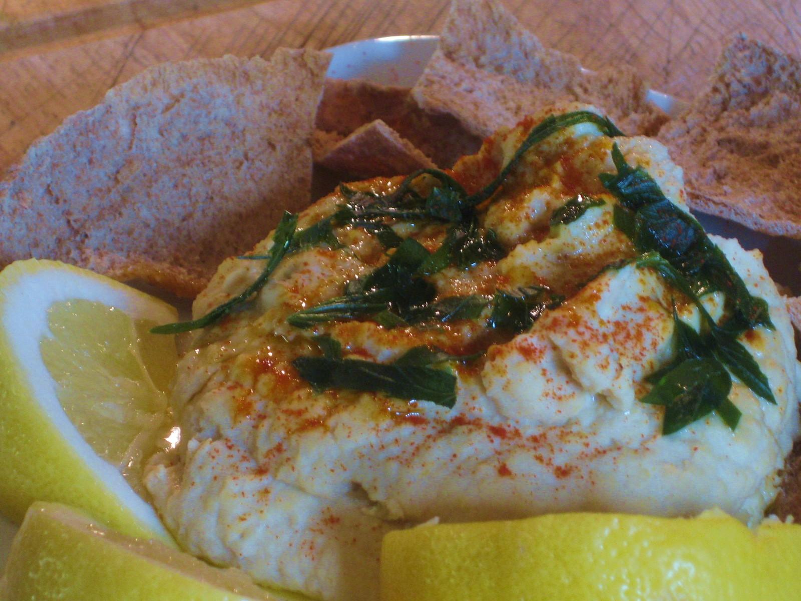 Recipe: Paula Wolfert's Hummus