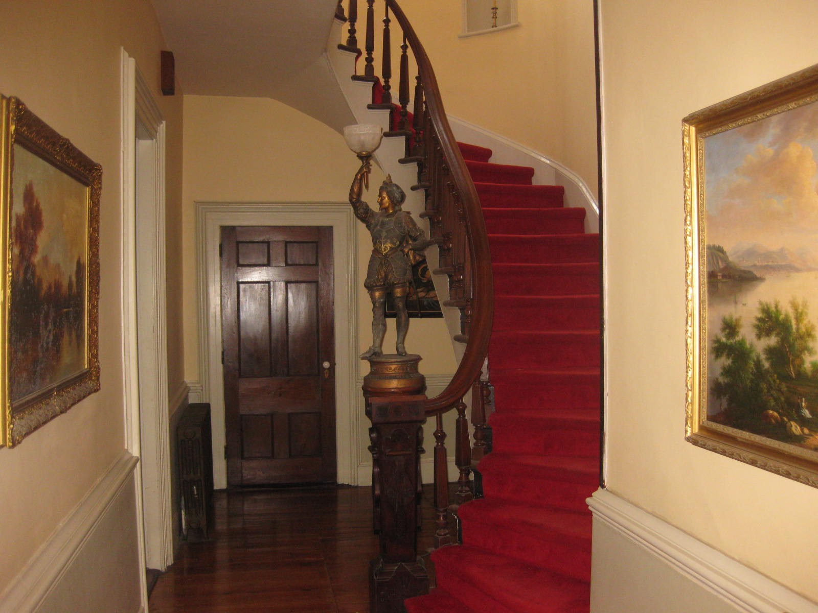 House Tour, Part 2: The Entrance Hall & Staircase