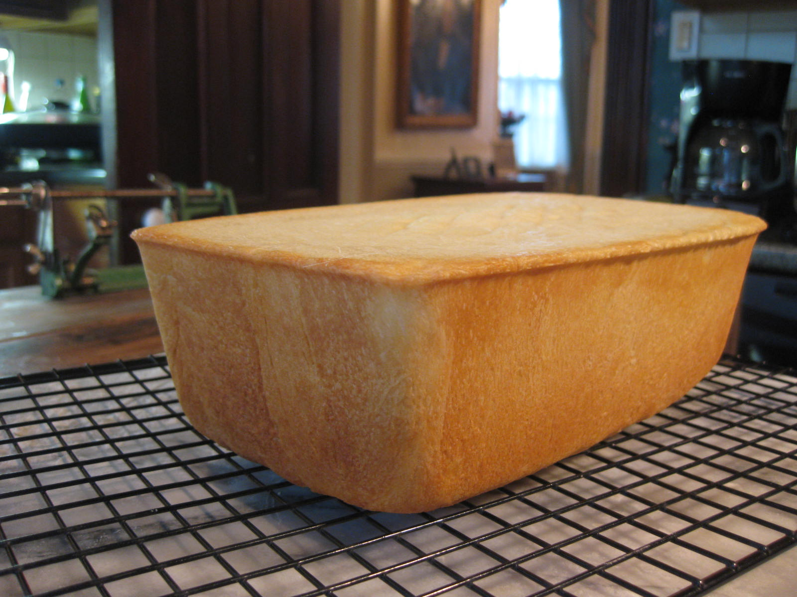 Pain de Mie: French Sandwich Bread