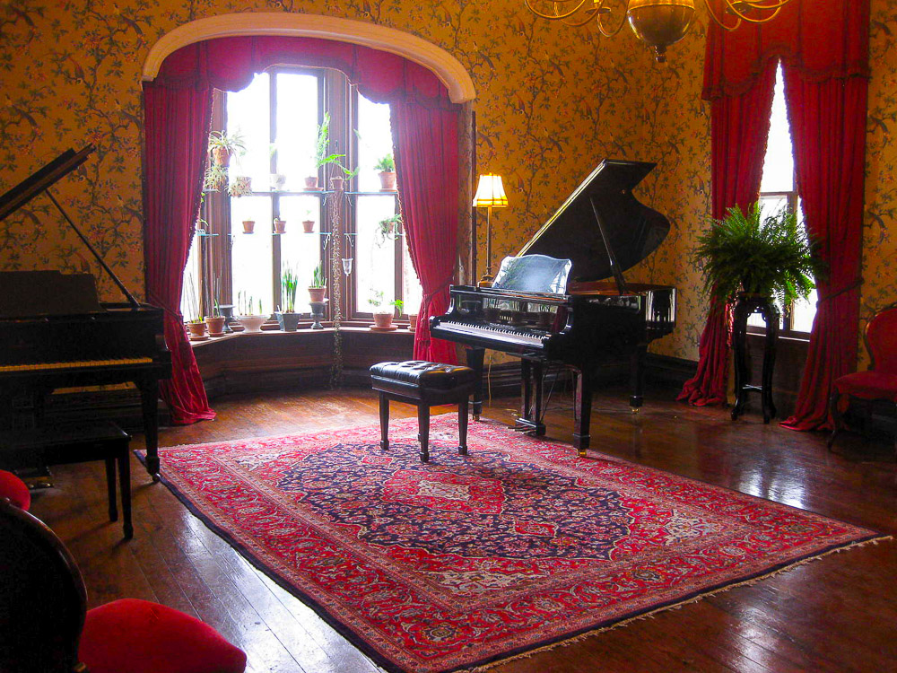 House Tour Part 1: The Music Room
