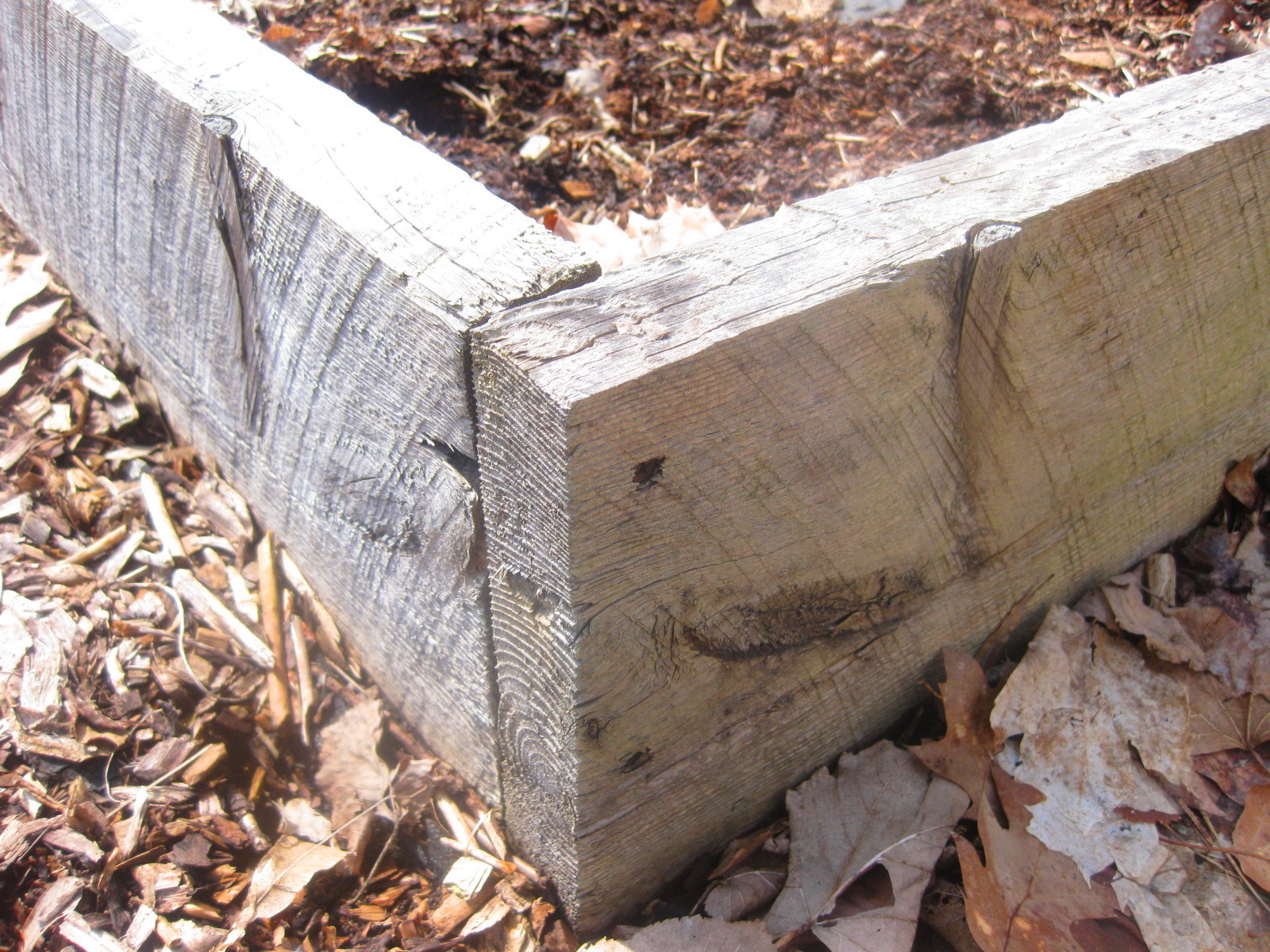Creating A Raised Bed Garden Kevin Lee Jacobs