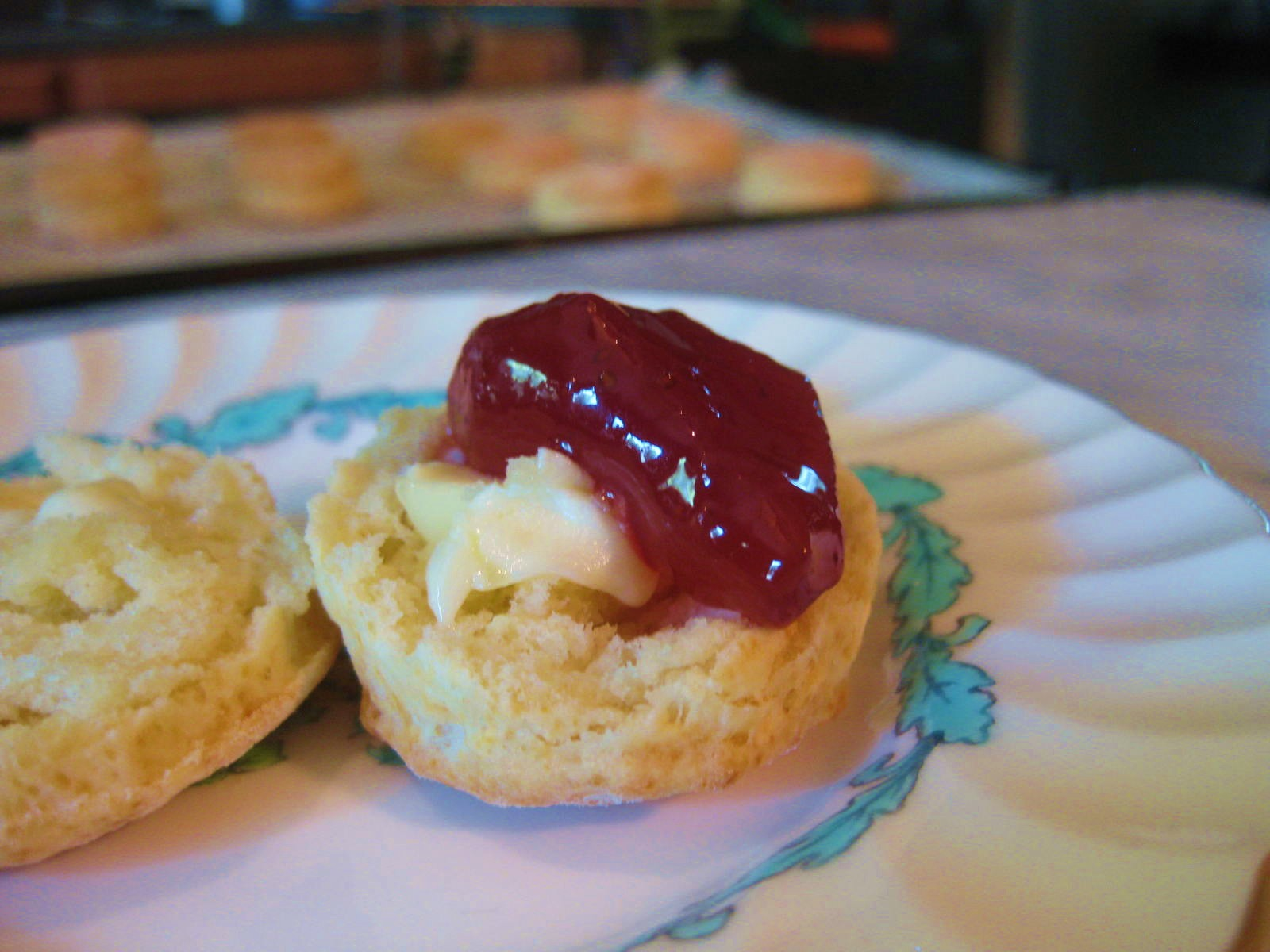 """American"" Buttermilk Biscuits"