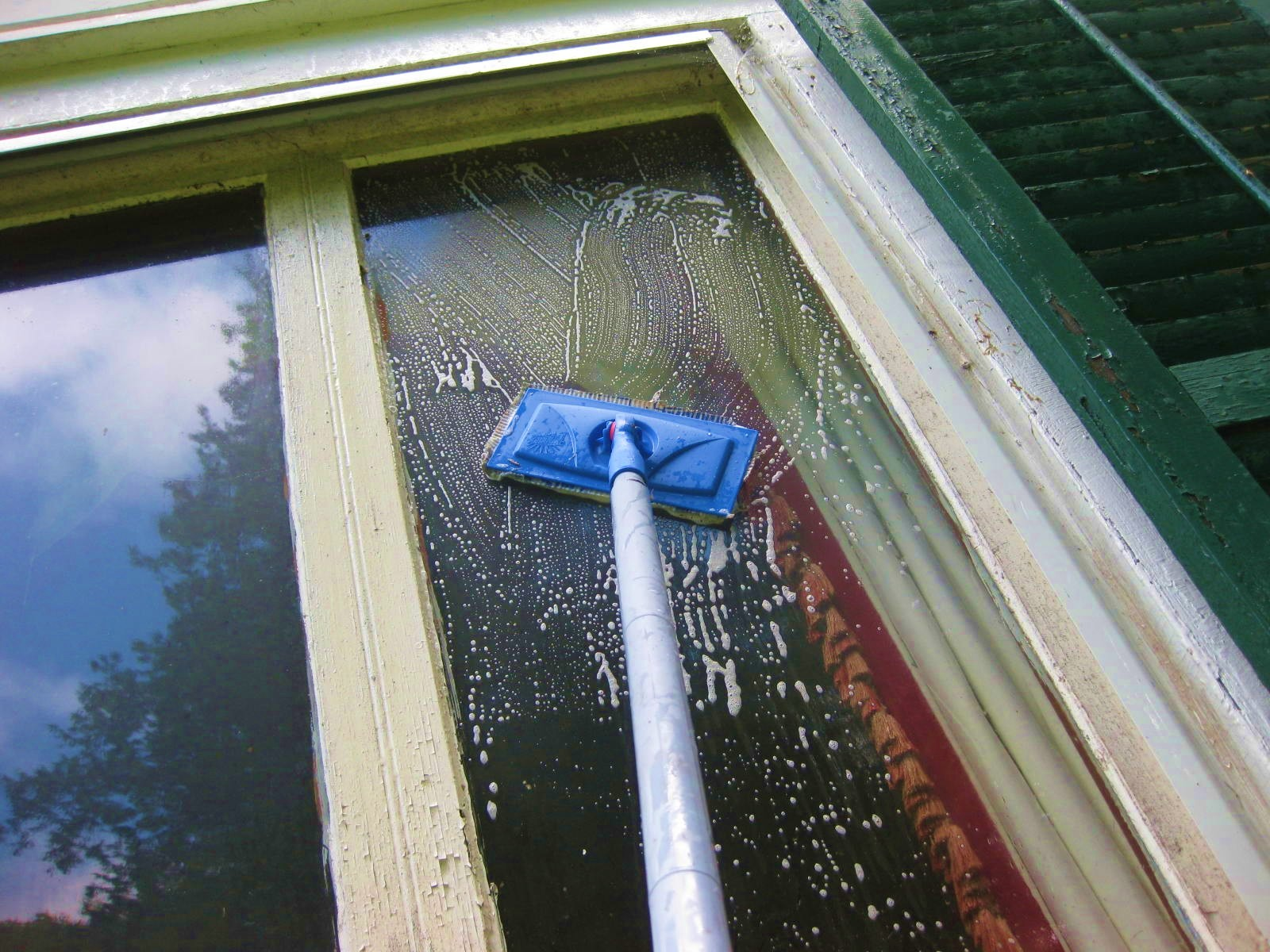 How Clean Old Windows Kevin Lee Jacobs