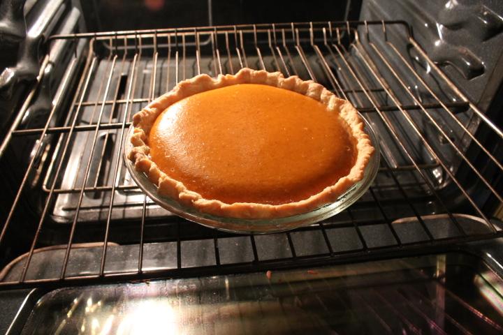 A Better Pumpkin Pie