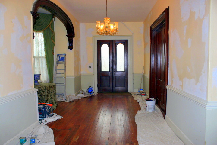 Entrance Hall Makeover