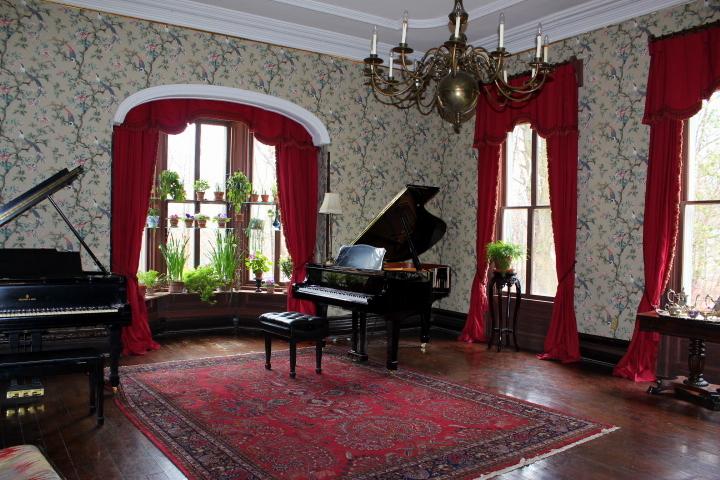Old House Living: Restoring The Music Room Pt. 1