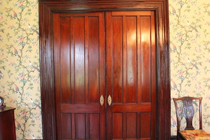 How I Restored My Victorian Pocket Doors