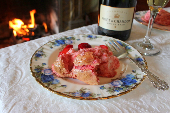 Strawberry Souffle (GF)