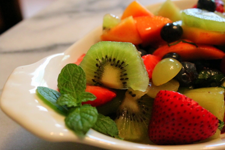 A Fragrant Fruit Salad