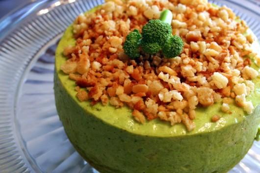 Timbale of Broccoli