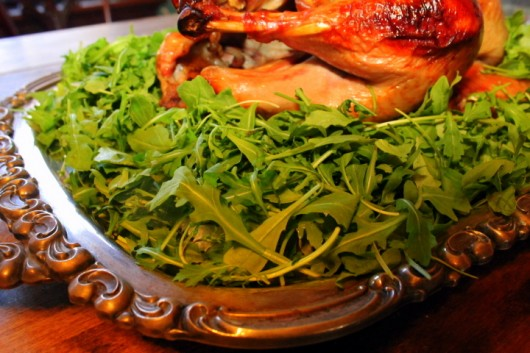Tips For Decorating A Turkey Platter Kevin Lee Jacobs
