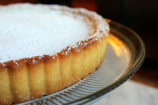 The Best Lemon Tart in the World
