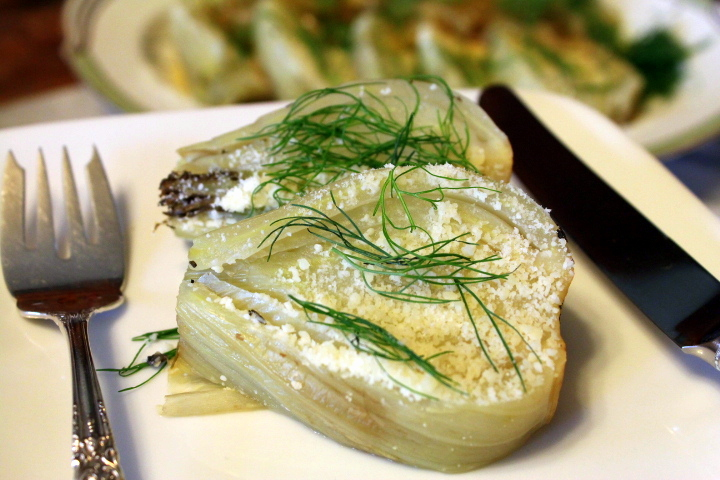 Kevin's Braised Fennel (GF)
