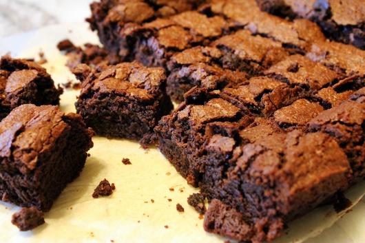 My Very Serious Brownies