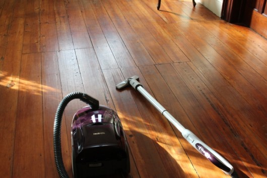 Meet My New Vacuum Cleaner