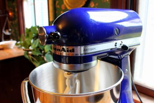... Kitchenaid Mixer French Blue Shapeyourminds Com ...