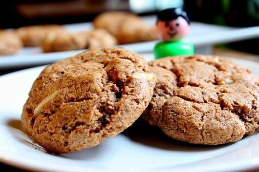 Fabulous Almond Butter Cookies (Gluten-free)
