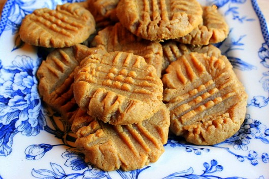 Good Ole Peanut Butter Cookies (GF)
