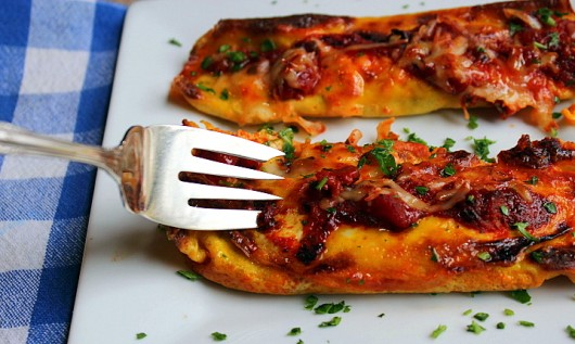 Egg-Crêpe Manicotti