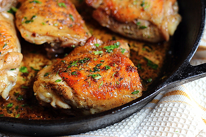 Fast Food My Way: Chicken with Herbes de Provence (Keto)