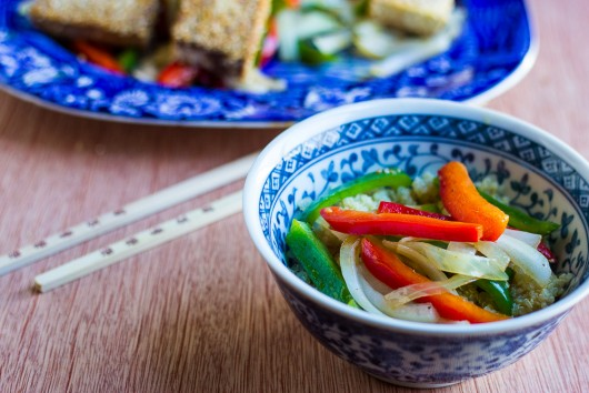 tofu and veggies - 20 JPG