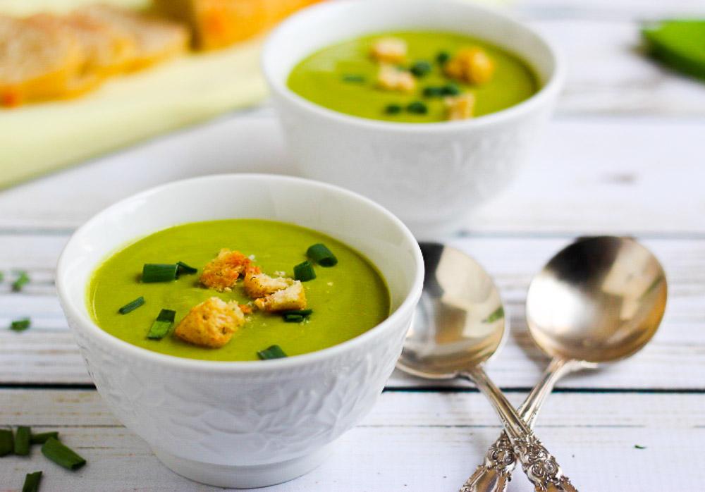 Kevin's Lettuce Soup