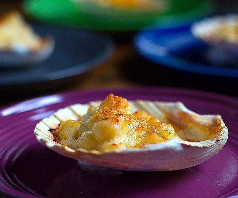 Coquilles St. Jacques (GF)