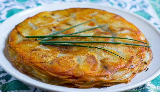 Potatoes Anna (Pommes Anna)