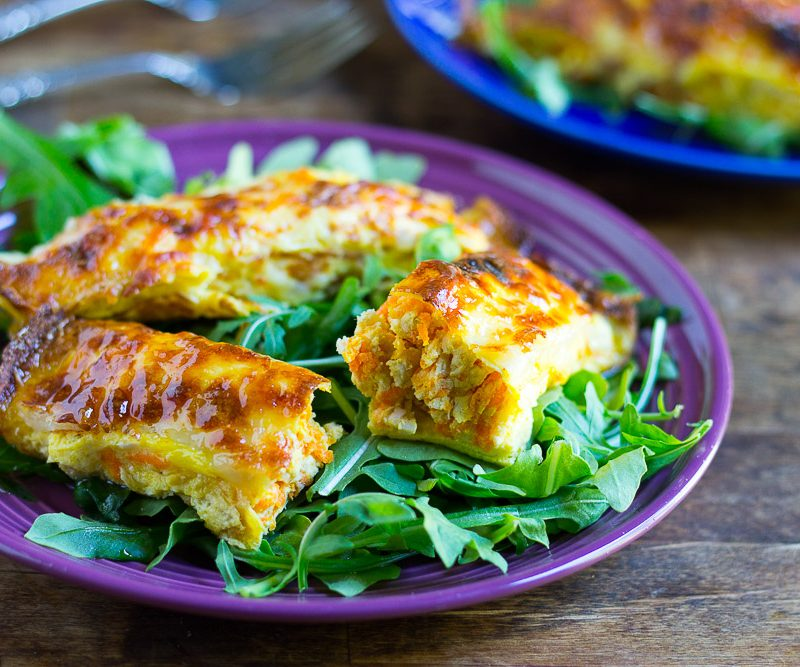 Chicken Roulades (Keto-friendly!)