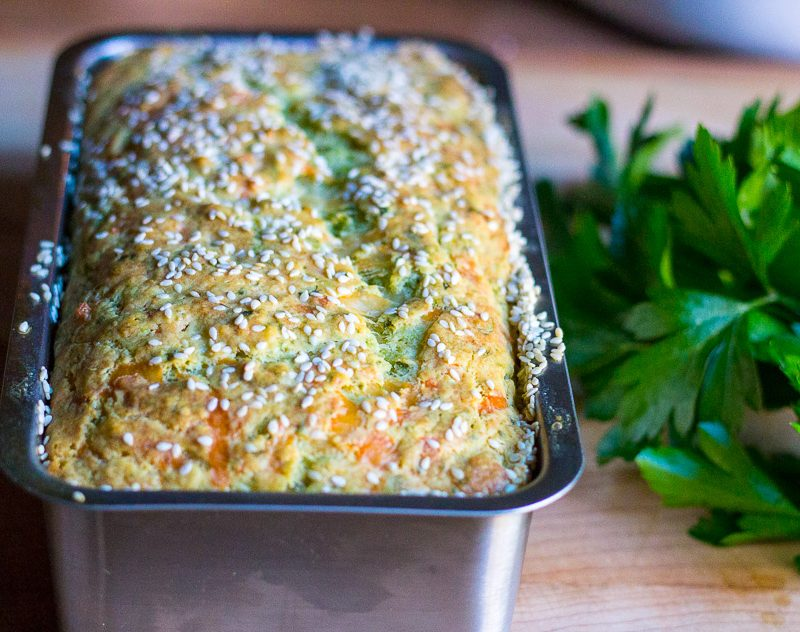 Video: Parsley & Parmesan Bread