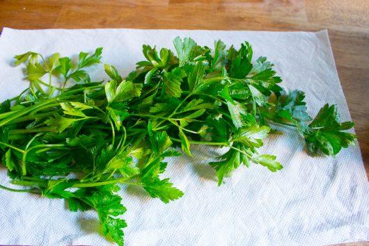 parsley-parmesan-bread-thawed-parsley-11-14-16
