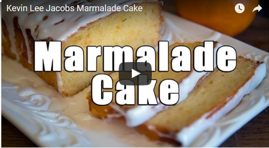 Delicious Living Episode #1: Marmalade Cake