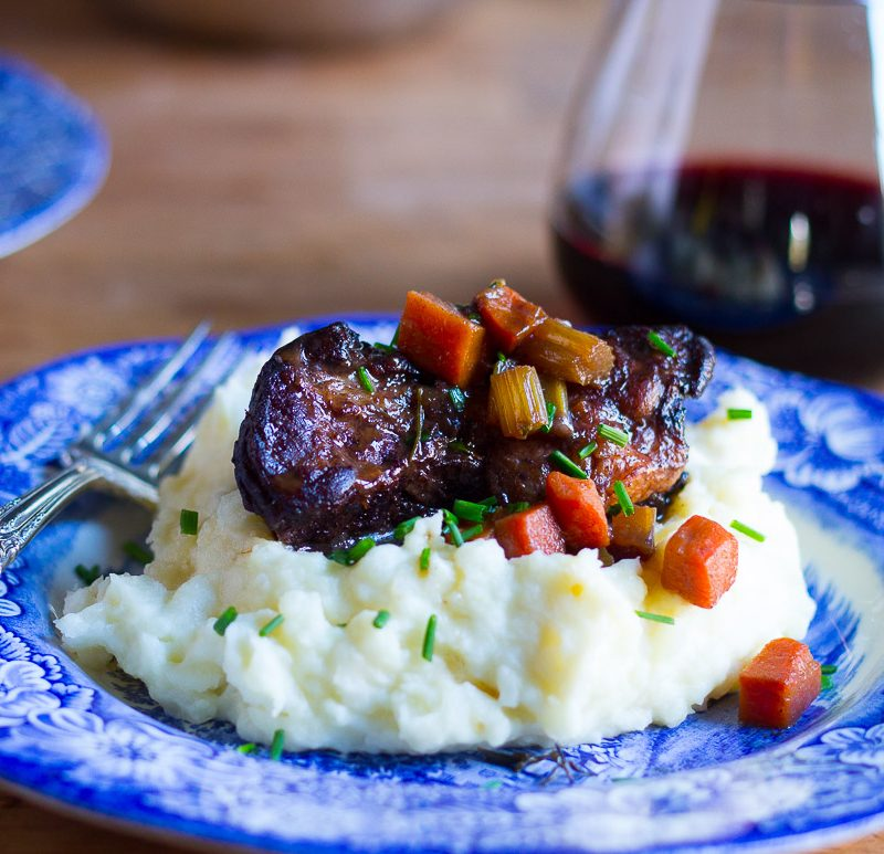 (Make-Ahead) Braised Short Ribs