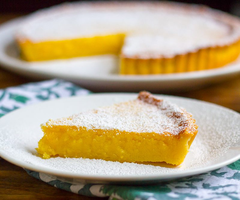 Video: French Lemon Tart