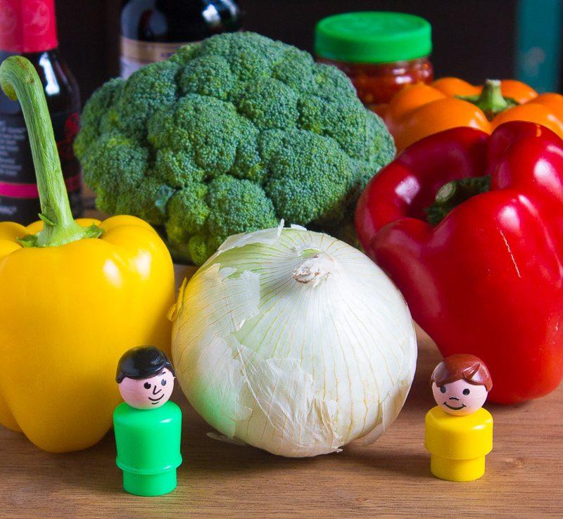 (Make Ahead) Vegetarian Main Course