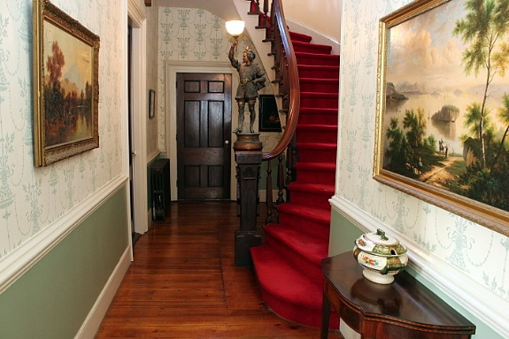 House Tour Part 1: Entrance Hall and Staircase