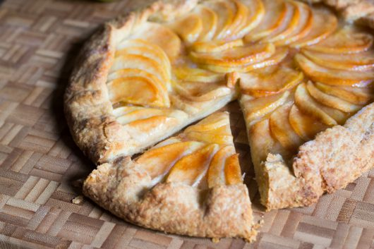 Rustic Apple Galette - My Favorite Apple Recipes