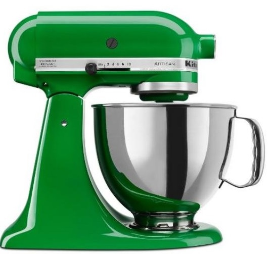 Green Mixer Giveaway/Winner Announced