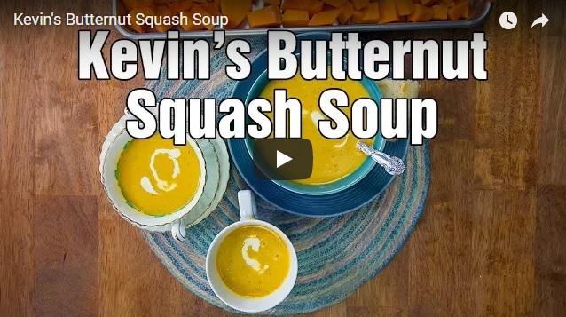 Video: Caramelized Butternut Squash Soup