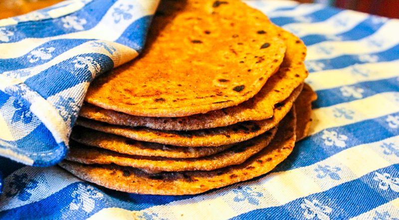 Paratha (Indian Flatbread)